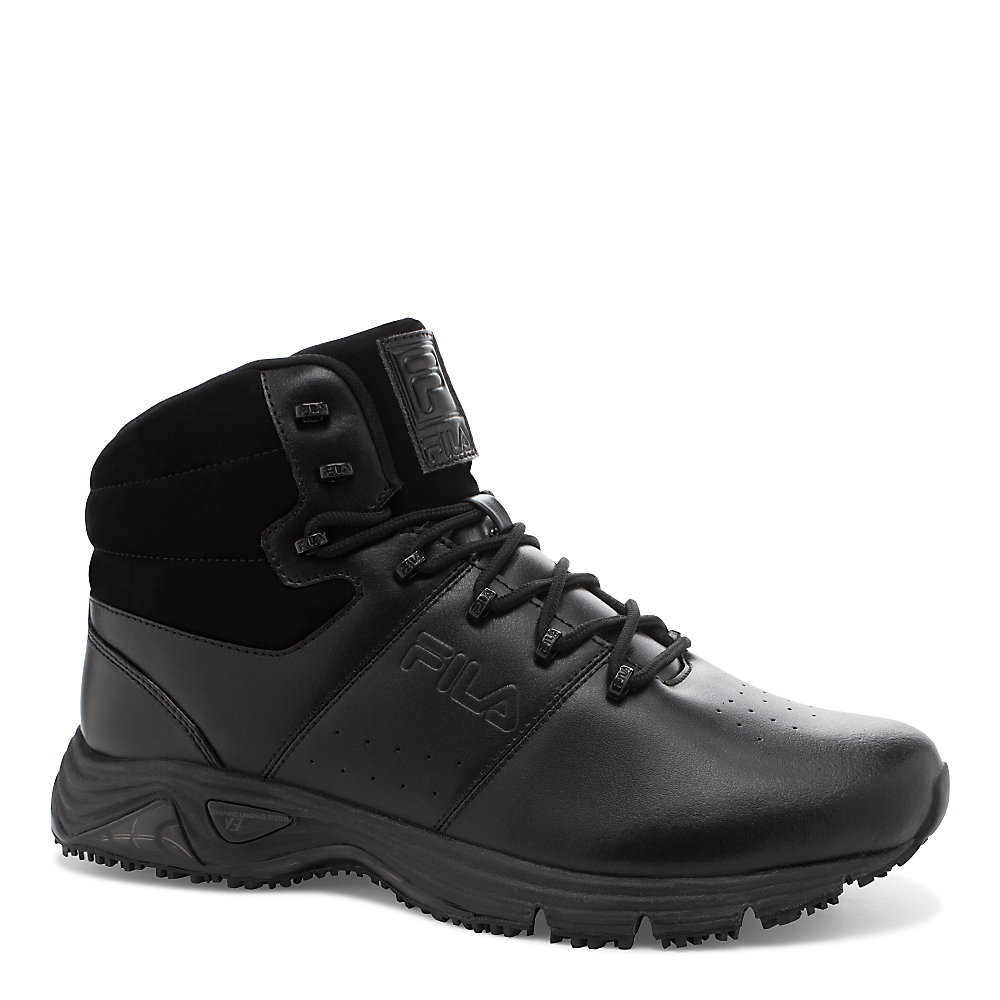 Fila Men S Black Memory Workshift Sr Shoes