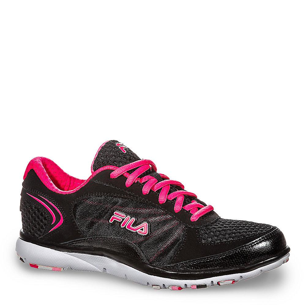 women s running shoes sneakers memory foam shoes fila