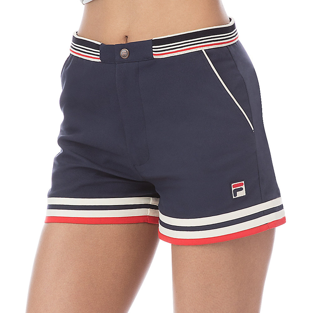 dyer shorts in navy