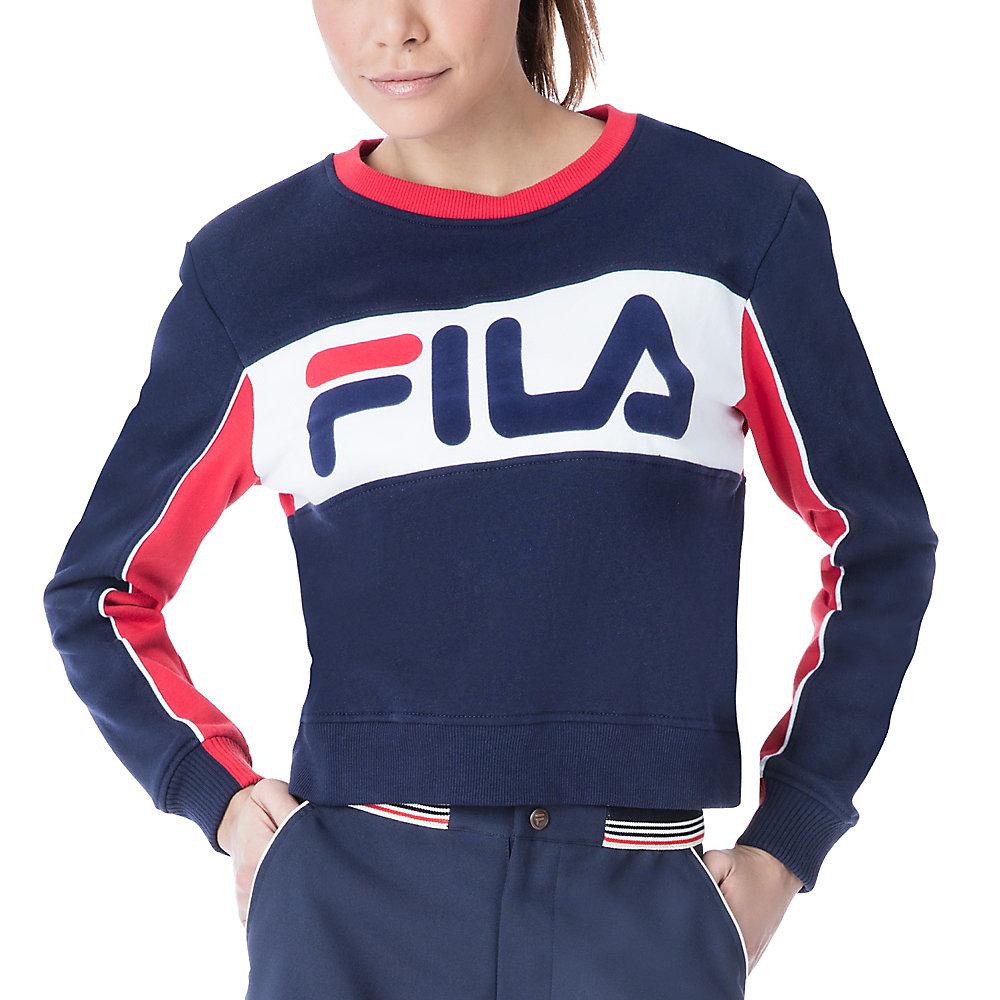 maggie sweatshirt in navy